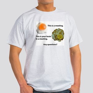 Meetings Light T-Shirt