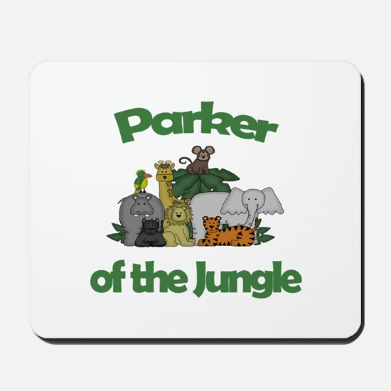 Parker of the Jungle Mousepad