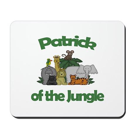 Patrick of the Jungle Mousepad