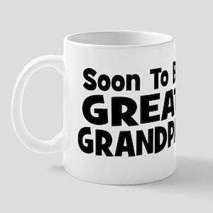 Soon To Be Great Grandpa! Mug