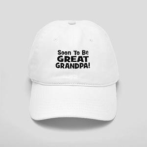 Soon To Be Great Grandpa! Cap