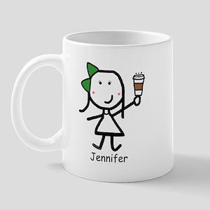 Coffee - Jennifer Mug