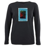 Fight of Colour Plus Size Long Sleeve Tee