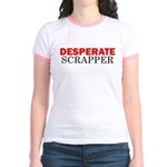 Desperate Scrapper Jr. Ringer T-Shirt