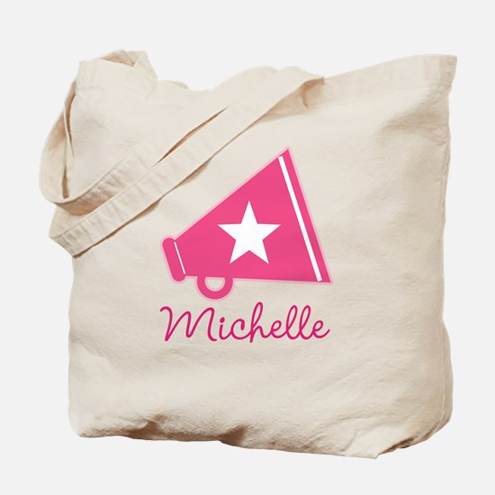 Cheerleader Personalized Cheerleading Tote Bag