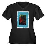 Fight of Colour Plus Size T-Shirt