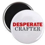Desperate Crafter Magnet