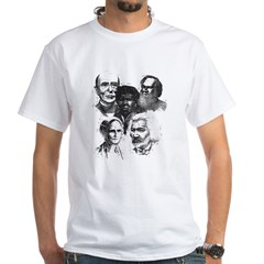 First Induction Class White T-Shirt