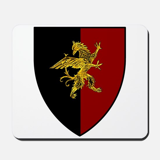 Household of Gryphons Keep Mousepad