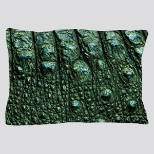 Alligator Skin Pillow Case