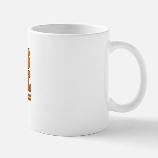 Chicks Dig Me 80's Style Mug