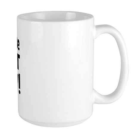 Soon To Be Great Granny! Large Mug