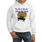 Likes Me Best Hooded Sweatshirt