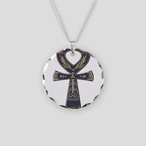 Egyptian Ankh Cross Necklace