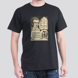 John Brown Mini Biography T-Shirt