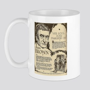 John Brown Mini Biography Mugs