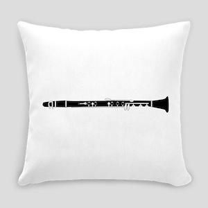 Clarinet Everyday Pillow