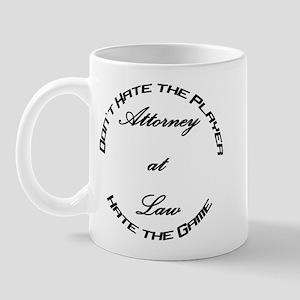 Attorney Player Mug