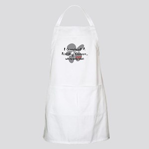 Nurse Retirement Humor Light Apron