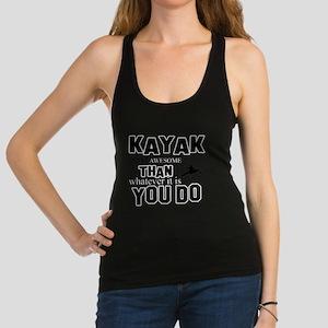 kayak sport design Tank Top