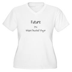 Future Pro Midget Baseball Player T-Shirt