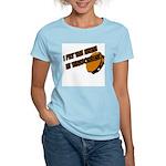 I put the urine in tambourine Women's Light T-Shir