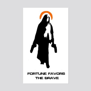 Divine Intervention Rectangle Sticker