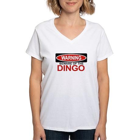 DINGO Womens V-Neck T-Shirt