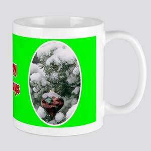 Christmas Ornament green Mug