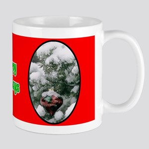 Christmas Ornament red Mug