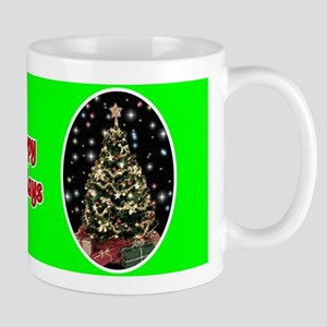 Midnight Christmas Tree Mug