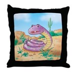 Simon's Throw Pillow