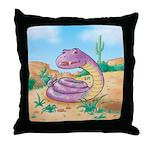Simon's Throw Pillow