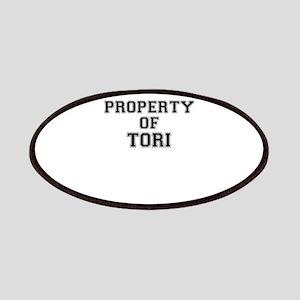 Property of TORI Patch
