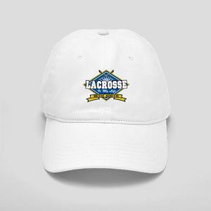 Lacrosse Is My Life Cap