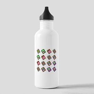 FRAMED Stainless Water Bottle 1.0L