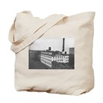 Manhattanville West Harlem Factory Tote Bag