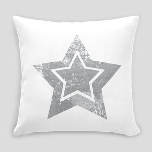 Cowboy star Everyday Pillow