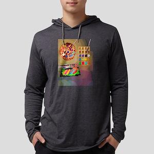 FOOD ART Long Sleeve T-Shirt