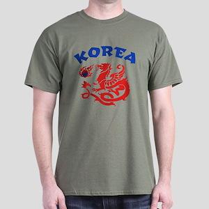 Korea Dragon T-Shirt