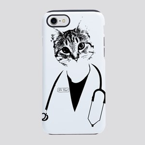Dr. Cat iPhone 8/7 Tough Case