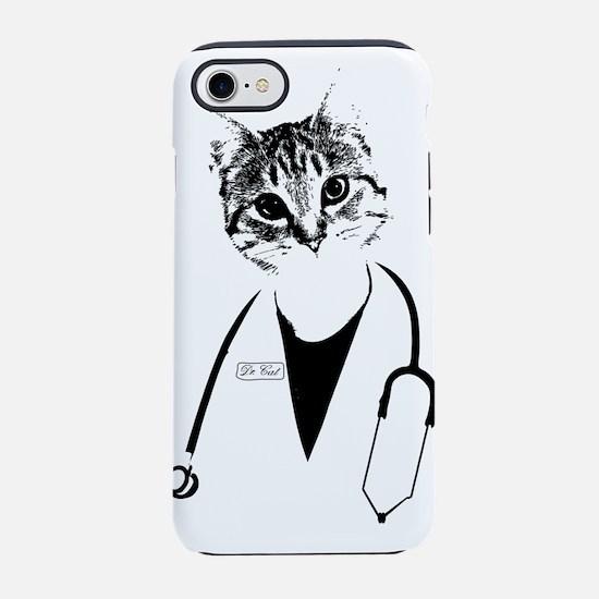 Dr. Cat iPhone 8/7 Tough Case
