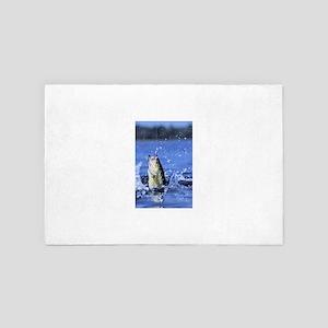 fishing 4' x 6' Rug