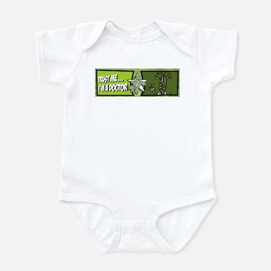 Trust Me, I'm a Doctor Infant Bodysuit