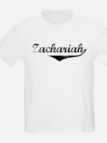 Zachariah Vintage (Black) T-Shirt