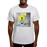 Bad Book for Frankenstein Light T-Shirt