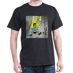 Bad Book for Frankenstein Dark T-Shirt
