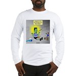 Bad Book for Frankenstein Long Sleeve T-Shirt