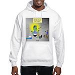 Bad Book for Frankenstein Hooded Sweatshirt