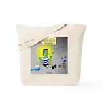 Bad Book for Frankenstein Tote Bag